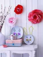 Bildno.: 11228921<br/><b>Feature: 11228896 - A Happy Easter</b><br/>Easter decoration for your home and table<br />living4media / Manduzio, Matteo