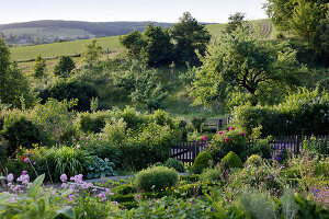 Bildno.: 11231495<br/><b>Feature: 11231447 - An Old Fashioned Garden</b><br/>Franconian garden is a dream that took decades to realize<br />living4media / Bauer, Christine
