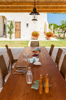 Bildno.: 11235193<br/><b>Feature: 11235192 - La Spinetta</b><br/>Holiday home in Carpignano del Salento, Puglia, Italy<br />living4media / Harrison, Anthony
