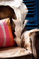 Bildnr.: 11239587<br/><b>Feature: 11239578 - Ein Leben im Kunstwerk</b><br/>Florale Muster und aufregende Farben f&#252;r die ganze Wohnung<br />living4media / Bauer Syndication
