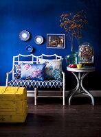 Bildnr.: 11239591<br/><b>Feature: 11239578 - Ein Leben im Kunstwerk</b><br/>Florale Muster und aufregende Farben f&#252;r die ganze Wohnung<br />living4media / Bauer Syndication
