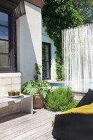 Bildnr.: 11242255<br/><b>Feature: 11242247 - L&#228;ssig leben in den D&#252;nen</b><br/>Modern gestaltetes Haus mit Meeresbrise in Nieuwpoort, Belgien<br />living4media / Claessens, Bieke