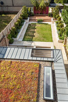 Bildnr.: 11251037<br/><b>Feature: 11251016 - Oxford f&#252;r Fortgeschrittene</b><br/>Elegant renoviertes viktorianisches Haus mit Loft-Charakter, UK<br />living4media / Simon Maxwell Photography