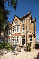 Bildnr.: 11251039<br/><b>Feature: 11251016 - Oxford f&#252;r Fortgeschrittene</b><br/>Elegant renoviertes viktorianisches Haus mit Loft-Charakter, UK<br />living4media / Simon Maxwell Photography