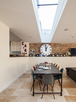 Bildnr.: 11251051<br/><b>Feature: 11251016 - Oxford f&#252;r Fortgeschrittene</b><br/>Elegant renoviertes viktorianisches Haus mit Loft-Charakter, UK<br />living4media / Simon Maxwell Photography