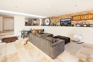 Bildnr.: 11251053<br/><b>Feature: 11251016 - Oxford f&#252;r Fortgeschrittene</b><br/>Elegant renoviertes viktorianisches Haus mit Loft-Charakter, UK<br />living4media / Simon Maxwell Photography