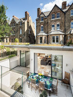 Bildnr.: 11251055<br/><b>Feature: 11251016 - Oxford f&#252;r Fortgeschrittene</b><br/>Elegant renoviertes viktorianisches Haus mit Loft-Charakter, UK<br />living4media / Simon Maxwell Photography