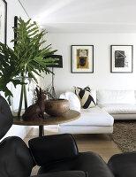 Bildnr.: 11252487<br/><b>Feature: 11252459 - Style bis ins Detail</b><br/>Perfektionismus kann so sch&#246;n sein! Haus in Johannesburg<br />living4media / House &amp; Leisure