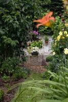 Bildno.: 11263439<br/><b>Feature: 11263422 - Garden Dreams</b><br/>Romantic garden near Cologne<br />living4media / Bauer, Christine