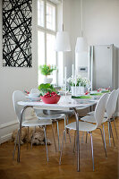 Bildno.: 11269225<br/><b>Feature: 11269173 - Passion and Patience</b><br/>Swedish apartment with loads of style<br />living4media / M&#246;ller, Cecilia