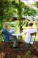 Bildno.: 11271967<br/><b>Feature: 11271958 - Swedish Garden</b><br/>Garden in Lynga<br />living4media / M&#246;ller, Cecilia