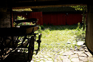 Bildno.: 11272037<br/><b>Feature: 11271958 - Swedish Garden</b><br/>Garden in Lynga<br />living4media / M&#246;ller, Cecilia
