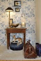 Bildno.: 11302253<br/><b>Feature: 11302230 - Swedish Sophistication</b><br/>Swedish home decorated with objects from all over the world<br />living4media / IBL Bildbyra AB / Ericsson, Peter