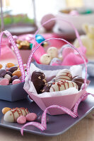 Bildno.: 11305293<br/><b>Feature: 11305280 - Precious Pastels</b><br/>Turn Easter into a do-it-yourself fest<br />living4media / Taube, Franziska