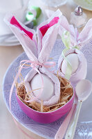 Bildno.: 11305305<br/><b>Feature: 11305280 - Precious Pastels</b><br/>Turn Easter into a do-it-yourself fest<br />living4media / Taube, Franziska