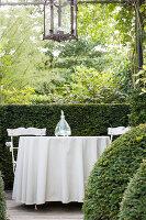 Bildnr.: 11306147<br/><b>Feature: 11306129 - Die feine englische Art</b><br/>Traumgarten im Englischen Stil, Belgien<br />living4media / Herwig, Modeste