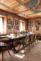 Bildnr.: 11308141<br/><b>Feature: 11308134 - Alpen-Idyll</b><br/>Rustikales Chalet in Cortina d&#39;Ampezzo, Italien<br />living4media / Cimarosti, Brando