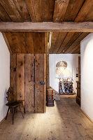 Bildnr.: 11308153<br/><b>Feature: 11308134 - Alpen-Idyll</b><br/>Rustikales Chalet in Cortina d&#39;Ampezzo, Italien<br />living4media / Cimarosti, Brando