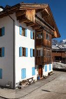 Bildnr.: 11308157<br/><b>Feature: 11308134 - Alpen-Idyll</b><br/>Rustikales Chalet in Cortina d&#39;Ampezzo, Italien<br />living4media / Cimarosti, Brando