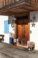 Bildnr.: 11308159<br/><b>Feature: 11308134 - Alpen-Idyll</b><br/>Rustikales Chalet in Cortina d&#39;Ampezzo, Italien<br />living4media / Cimarosti, Brando