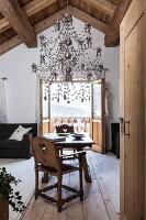 Bildnr.: 11308177<br/><b>Feature: 11308134 - Alpen-Idyll</b><br/>Rustikales Chalet in Cortina d&#39;Ampezzo, Italien<br />living4media / Cimarosti, Brando