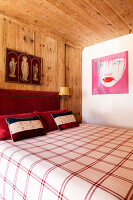 Bildnr.: 11308189<br/><b>Feature: 11308134 - Alpen-Idyll</b><br/>Rustikales Chalet in Cortina d&#39;Ampezzo, Italien<br />living4media / Cimarosti, Brando