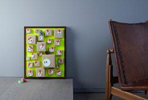 Bildnr.: 11308205<br/><b>Feature: 11308193 - Kreatives Warten</b><br/>DIY-Ideen f&#252;r moderne Adventskalender<br />living4media / Mertoglu, Bodo