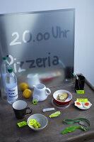 Bildnr.: 11308217<br/><b>Feature: 11308193 - Kreatives Warten</b><br/>DIY-Ideen f&#252;r moderne Adventskalender<br />living4media / Mertoglu, Bodo