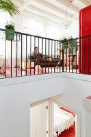 Bildnr.: 11313929<br/><b>Feature: 11313928 - Buntes Familienleben</b><br/>Fr&#246;hliches Haus im Seebad von Den Haag<br />living4media / Klazinga, Jansje