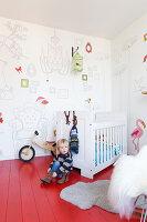Bildnr.: 11313967<br/><b>Feature: 11313928 - Buntes Familienleben</b><br/>Fr&#246;hliches Haus im Seebad von Den Haag<br />living4media / Klazinga, Jansje