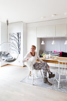 Bildno.: 11315133<br/><b>Feature: 11315127 - Unity and Colour</b><br/>A home with iconic Scandinavian design in Malm&#246;<br />living4media / Klazinga, Jansje