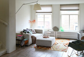 Bildno.: 11317553<br/><b>Feature: 11317548 - Naturalist Home</b><br/>Spacious apartment in Amsterdam<br />living4media / van Rees, Simone