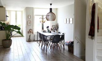 Bildno.: 11317565<br/><b>Feature: 11317548 - Naturalist Home</b><br/>Spacious apartment in Amsterdam<br />living4media / van Rees, Simone