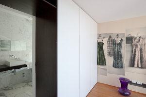 Bildnr.: 11321761<br/><b>Feature: 11321705 - Ein architektonischer W&#252;rfel</b><br/>Selbstdesigntes Haus mit ausgedehntem Aussenbereich f&#252;r die Freizeit, Italien<br />living4media / Rizzi, Laura