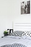 Bildnr.: 11321957<br/><b>Feature: 11321942 - Grafisches Nordlicht</b><br/>Modern, kreativ und schwarz-wei&#223;: So lebt eine junge Familie in Schweden<br />living4media / M&#246;ller, Cecilia