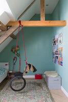 Bildnr.: 11323151<br/><b>Feature: 11323095 - Auf demTeppich bleiben!</b><br/>Die Kelim-Teppiche dieser charismatischen Familie sind selbst importiert, NL<br />living4media / de Kleermaeker, Anouk