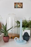 Bildnr.: 11323899<br/><b>Feature: 11323859 - K&#252;nstlerisches Zuhause</b><br/>Ein holl&#228;ndische Designerpaar vereint Familie und Atelier unter einem Dach<br />living4media / de Kleermaeker, Anouk