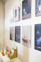 Bildnr.: 11323971<br/><b>Feature: 11323859 - K&#252;nstlerisches Zuhause</b><br/>Ein holl&#228;ndische Designerpaar vereint Familie und Atelier unter einem Dach<br />living4media / de Kleermaeker, Anouk