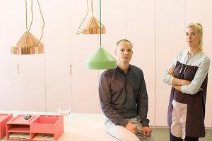 Bildnr.: 11324015<br/><b>Feature: 11323859 - K&#252;nstlerisches Zuhause</b><br/>Ein holl&#228;ndische Designerpaar vereint Familie und Atelier unter einem Dach<br />living4media / de Kleermaeker, Anouk