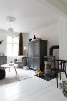 Bildnr.: 11325157<br/><b>Feature: 11325156 - Blogger-Style</b><br/>Das Zuhause von Bloggerin Tina in Kopenhagen ist eine wahre Inspirationsquelle!<br />living4media / Klazinga, Jansje