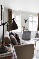 Bildnr.: 11325159<br/><b>Feature: 11325156 - Blogger-Style</b><br/>Das Zuhause von Bloggerin Tina in Kopenhagen ist eine wahre Inspirationsquelle!<br />living4media / Klazinga, Jansje