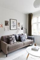 Bildnr.: 11325161<br/><b>Feature: 11325156 - Blogger-Style</b><br/>Das Zuhause von Bloggerin Tina in Kopenhagen ist eine wahre Inspirationsquelle!<br />living4media / Klazinga, Jansje