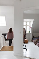 Bildnr.: 11325181<br/><b>Feature: 11325156 - Blogger-Style</b><br/>Das Zuhause von Bloggerin Tina in Kopenhagen ist eine wahre Inspirationsquelle!<br />living4media / Klazinga, Jansje