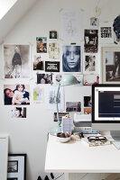 Bildnr.: 11325183<br/><b>Feature: 11325156 - Blogger-Style</b><br/>Das Zuhause von Bloggerin Tina in Kopenhagen ist eine wahre Inspirationsquelle!<br />living4media / Klazinga, Jansje