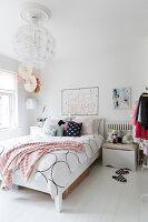 Bildnr.: 11325191<br/><b>Feature: 11325156 - Blogger-Style</b><br/>Das Zuhause von Bloggerin Tina in Kopenhagen ist eine wahre Inspirationsquelle!<br />living4media / Klazinga, Jansje