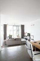 Bildno.: 11326379<br/><b>Feature: 11326350 - Guiding LIne</b><br/>Total revamp of house in Holland<br />living4media / Klazinga, Jansje