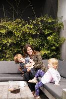 Bildno.: 11326395<br/><b>Feature: 11326350 - Guiding LIne</b><br/>Total revamp of house in Holland<br />living4media / Klazinga, Jansje