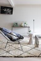 Bildno.: 11342701<br/><b>Feature: 11342672 - Norwegian Glamour</b><br/>Sleek and sumptuous home in Gj&#248;vik, Norway<br />living4media / Annette &amp; Christian