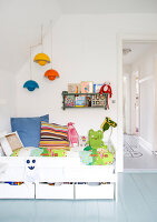 Bildno.: 11345569<br/><b>Feature: 11345553 - White and Bright</b><br/>Family home in Copenhagen<br />living4media / Lene-K