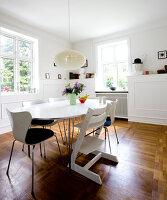 Bildno.: 11346399<br/><b>Feature: 11346397 - Copenhagen Classic</b><br/>A classic villa in Copenhagen, Denmark<br />living4media / Lene-K